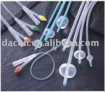 medical silicone rubber catheter